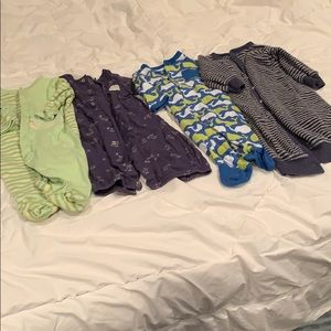 Other - 4 pairs of 6 month jammies